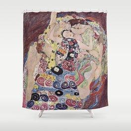 Gustav Klimt - The Maiden Shower Curtain