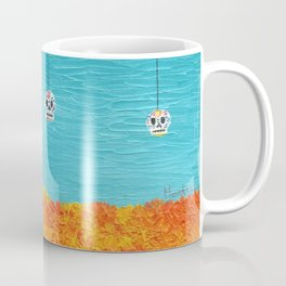 Day of the Dead Landscape Coffee Mug