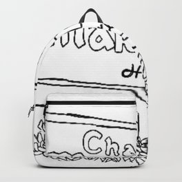 Chateau Marmont Sign Backpack