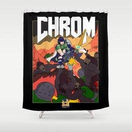 ChroM Shower Curtain