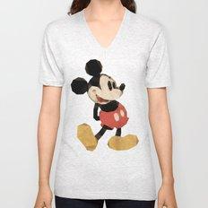 Mr. Mickey Mouse Unisex V-Neck