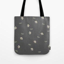 Virgo Pattern Tote Bag