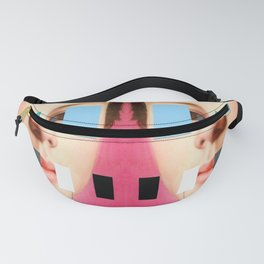 Portrait With A Spectrum 3 Fanny Pack