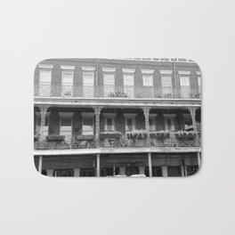 New Orleans Architecture Bath Mat