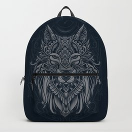 Wolf of North Backpack
