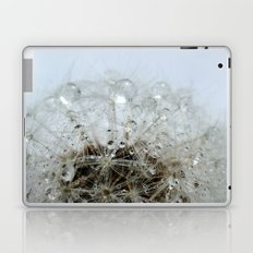 Dandelion droplets Laptop & iPad Skin