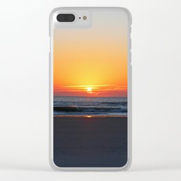 Sunrise on St Augustine Clear iPhone Case