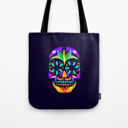Mexican Skull Tote Bag