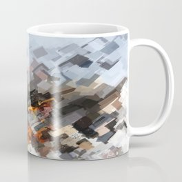 Eloquent Terrain Coffee Mug