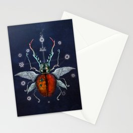 Brujah Stationery Cards