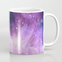 Galaxy dust space with stars Coffee Mug