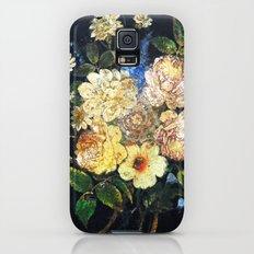 Vintage Flowers 2 Slim Case Galaxy S5