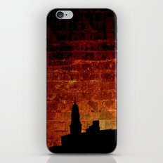 City Sunset iPhone & iPod Skin
