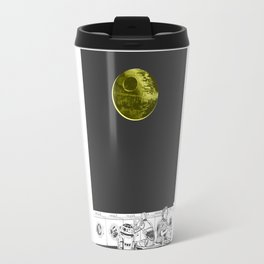 the battle is over - what now? Travel Mug