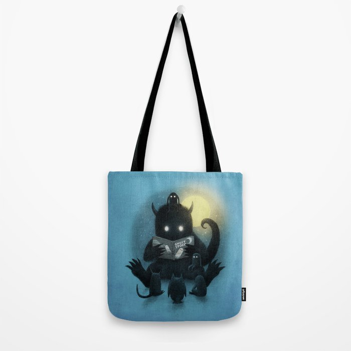 Story Time Tote Bag