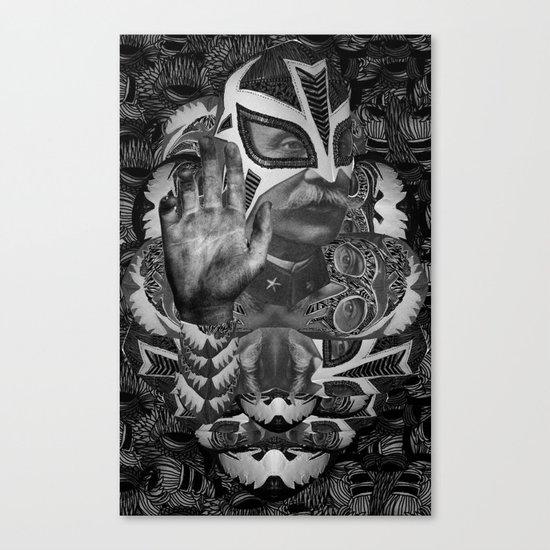 HERO V Canvas Print