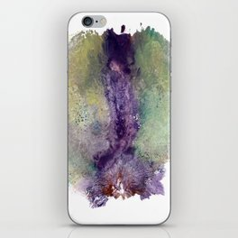 Remedy Sky's Vagina Monotype iPhone Skin