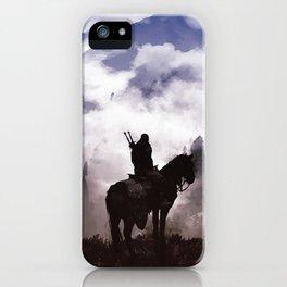 A lifetime of adventure iPhone Case