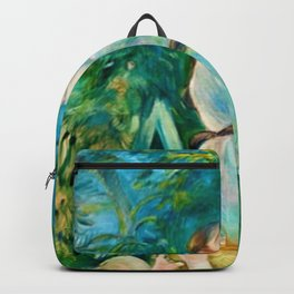 The Cherry Tree by Berthe Morisot Backpack