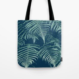 Fern is the warmest color Tote Bag