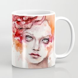 Peaches & Cream Coffee Mug
