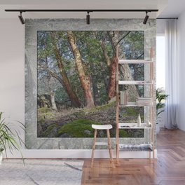 MADRONA WOODS Wall Mural