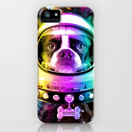 Space Dog iPhone Case