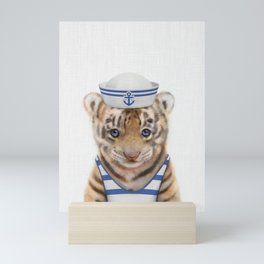 Popo Sailor Mini Art Print