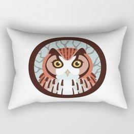 Eastern Screech Owl Rectangular Pillow