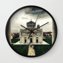 Pisa Cathedral Wall Clock