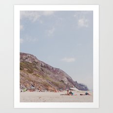 Simple Pleasures Art Print