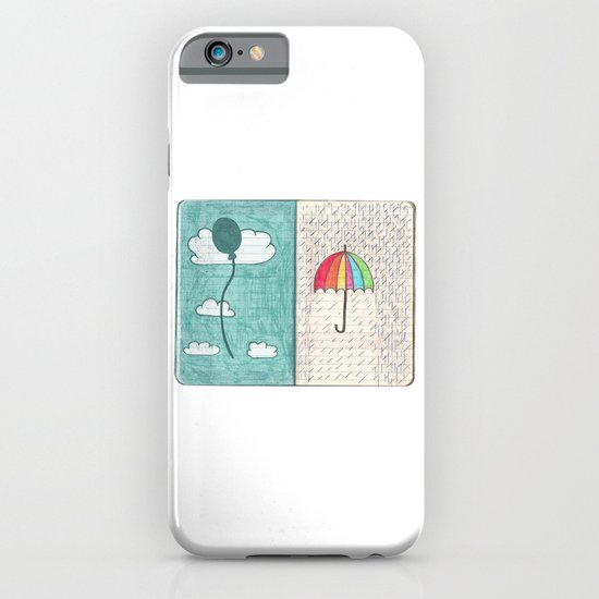 Always trust the weather iPhone & iPod Case