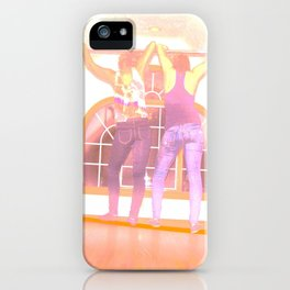 Clothing Racks are Precious iPhone Case