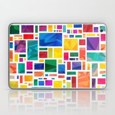Polygonal Map Laptop & iPad Skin