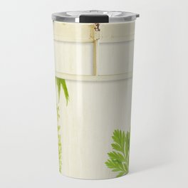 Spring window sampler Travel Mug