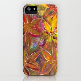 Wallflowers iPhone Case
