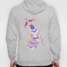 Arizona Apache Devil Dancer - Native American Hoody