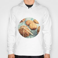 cookies Hoodies featuring Cookies by Leonor Saavedra