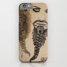 The Bearded Lady Olga  Slim Case iPhone 6s