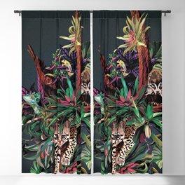 Rainforest corner Blackout Curtain