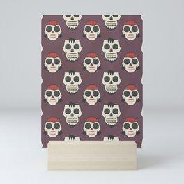 Till Death Do Us Part? (Patterns Please) Mini Art Print