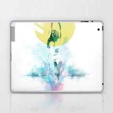 Summertime Girls Laptop & iPad Skin