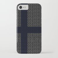 finland iPhone & iPod Cases featuring digital Flag (Finland) by seb mcnulty