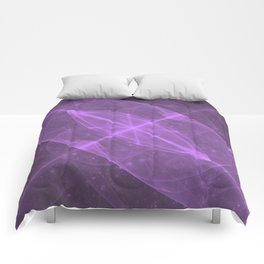 Purple Galaxy of Sir Douglas Fresh [Torus of Love Version] Comforters