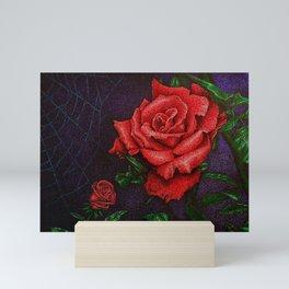 Blooming Rose Mini Art Print