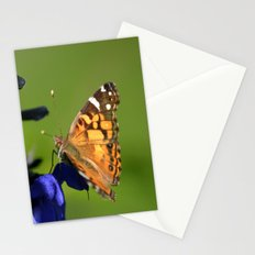 Nature Does Not Intrude Stationery Cards