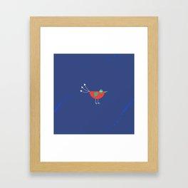 Birdie-6 Framed Art Print