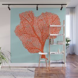 Coral Of The Sea Wall Mural