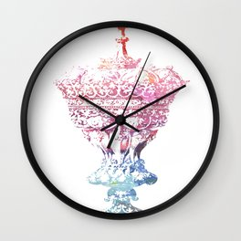 The Chalice Wall Clock