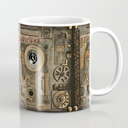 Steampunk Mechanism Coffee Mug